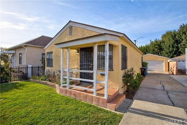 4327 W 163rd Street, Lawndale, CA 90260 (#SB21089793) :: The Costantino Group | Cal American Homes and Realty