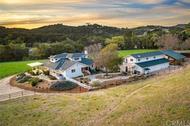 1225 Willow Creek Road, Paso Robles, CA 93446 (MLS #NS21087595) :: CARLILE Realty & Lending