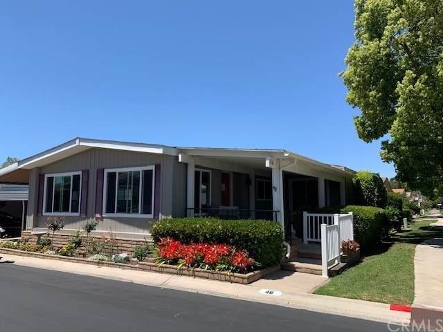 5200 Irvine Boulevard #46, Irvine, CA 92620 (#OC21089705) :: Zember Realty Group