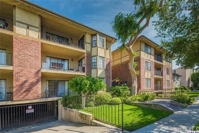 336 N Louise Street #8, Glendale, CA 91206 (#320005892) :: CENTURY 21 Jordan-Link & Co.