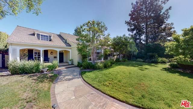 10443 Kling Street, Toluca Lake, CA 91602 (#21725086) :: Rogers Realty Group/Berkshire Hathaway HomeServices California Properties