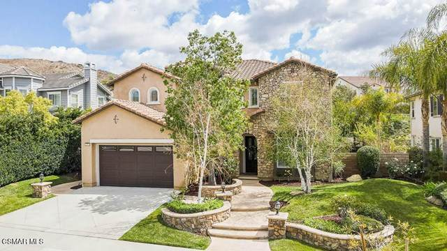 3776 Horizon Ridge Court, Simi Valley, CA 93063 (#221002270) :: American Real Estate List & Sell