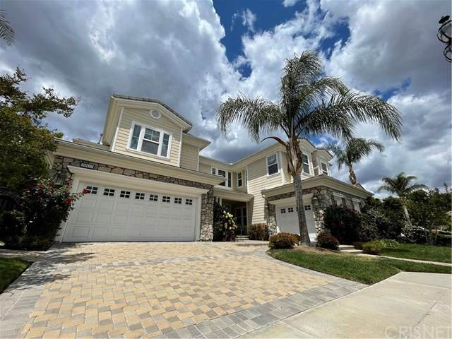 20157 Via Cellini, Porter Ranch, CA 91326 (#SR21090804) :: The Costantino Group | Cal American Homes and Realty