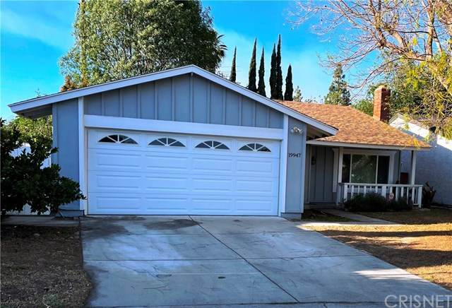 19947 Eccles Street, Winnetka, CA 91306 (#SR21090935) :: The Costantino Group | Cal American Homes and Realty