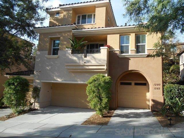 1282 Highbluff Avenue, San Marcos, CA 92078 (#210011341) :: The Houston Team | Compass