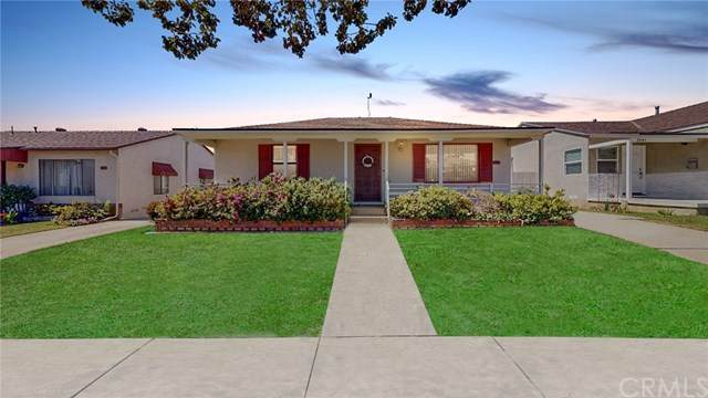 2437 W Via Nina, Montebello, CA 90640 (#MB21091394) :: The Costantino Group | Cal American Homes and Realty