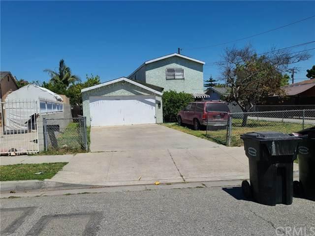 2409 E Stockwell Street, Compton, CA 90222 (#SB21091413) :: Hart Coastal Group