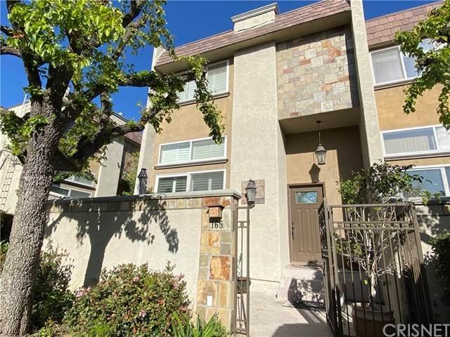 21901 Lassen Street #165, Chatsworth, CA 91311 (#SR21091359) :: Mainstreet Realtors®