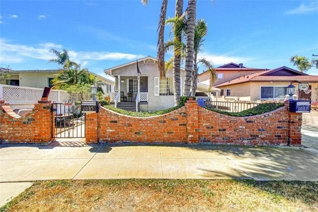 1085 W 26th Street, San Pedro, CA 90731 (#SB21089828) :: Zember Realty Group