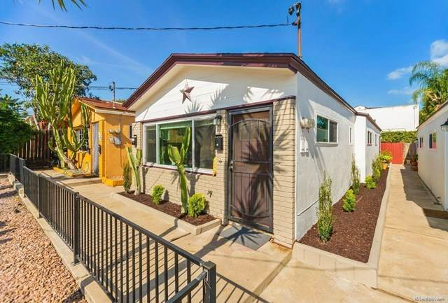 1717 1719 Granada Avenue, San Diego, CA 92102 (#NDP2104677) :: The Costantino Group | Cal American Homes and Realty