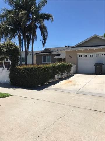 332 N Ash Street, Orange, CA 92868 (#TR21081904) :: Team Forss Realty Group