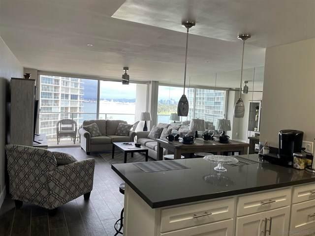 1830 Avenida Del Mundo #1014, Coronado, CA 92118 (#210011450) :: Wahba Group Real Estate | Keller Williams Irvine