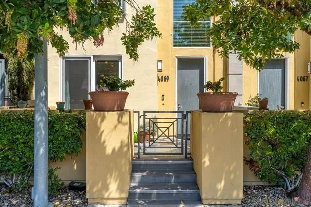 4069 1st Avenue, San Diego, CA 92103 (#210011459) :: Steele Canyon Realty