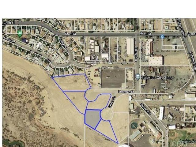 Industrial Lots Sherman St, Calexico, CA 92231 (#PTP2102940) :: Blake Cory Home Selling Team