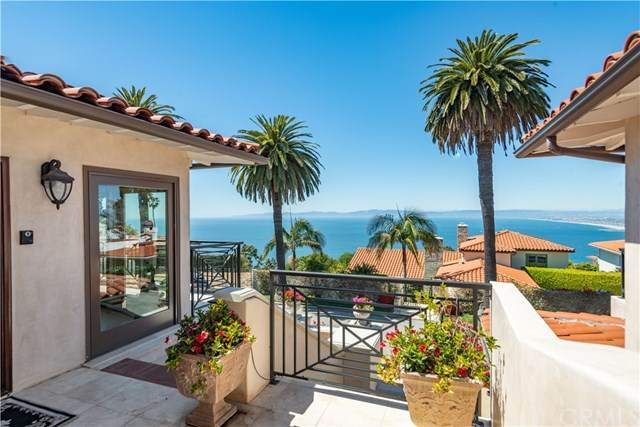 865 Rincon Lane, Palos Verdes Estates, CA 90274 (#PV21091863) :: Compass