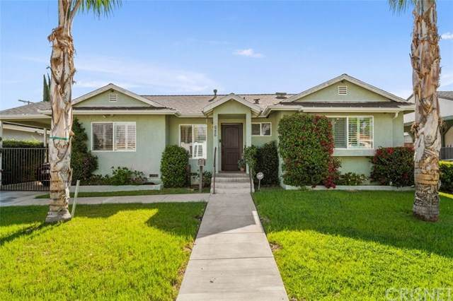 6256 Tunney Avenue, Tarzana, CA 91335 (#SR21092066) :: The Costantino Group | Cal American Homes and Realty