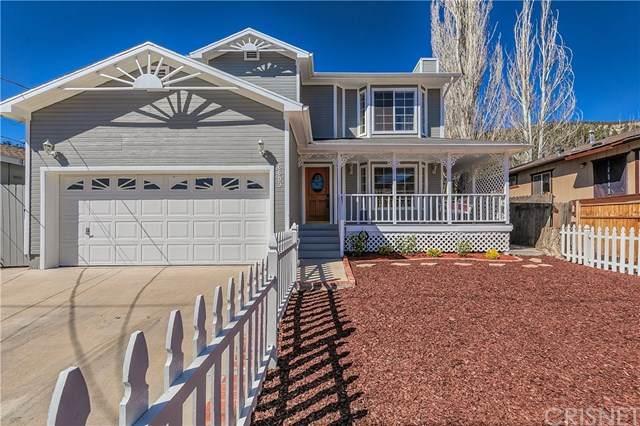 6609 Ivins Drive, Frazier Park, CA 93225 (#SR21091288) :: Mainstreet Realtors®