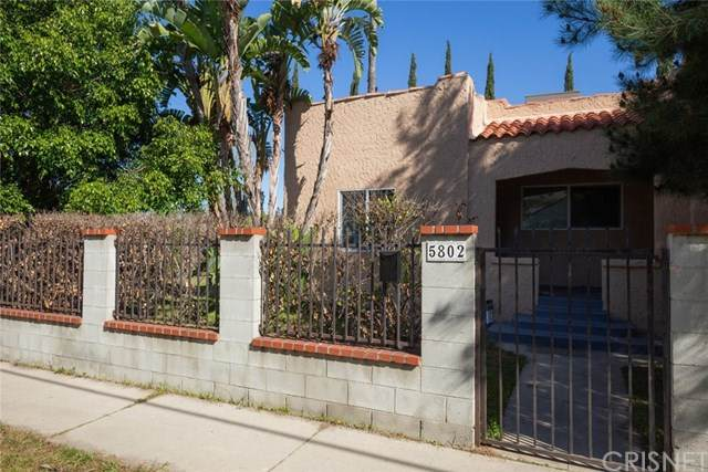 5802 Colfax Avenue, North Hollywood, CA 91601 (#SR21092149) :: Team Forss Realty Group