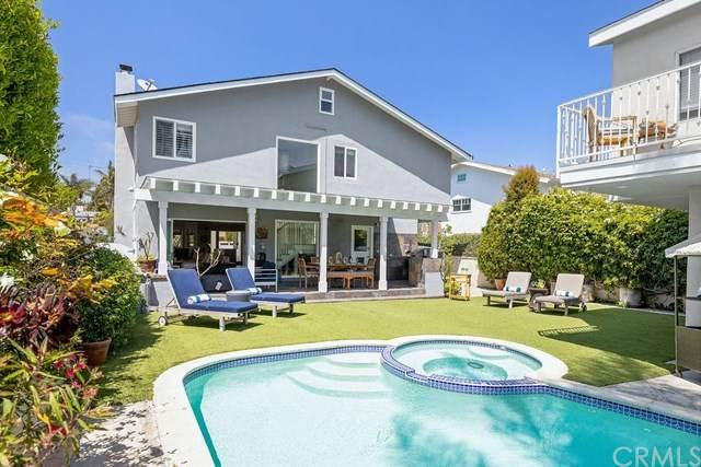 540 24th Place, Hermosa Beach, CA 90254 (#SB21092238) :: Go Gabby