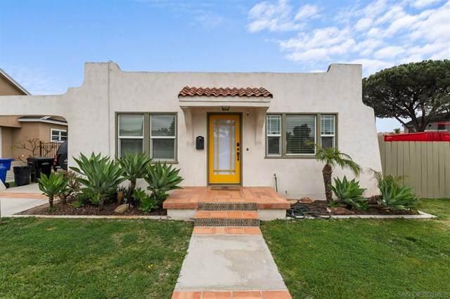 4403 42Nd St, San Diego, CA 92116 (#210011514) :: Compass