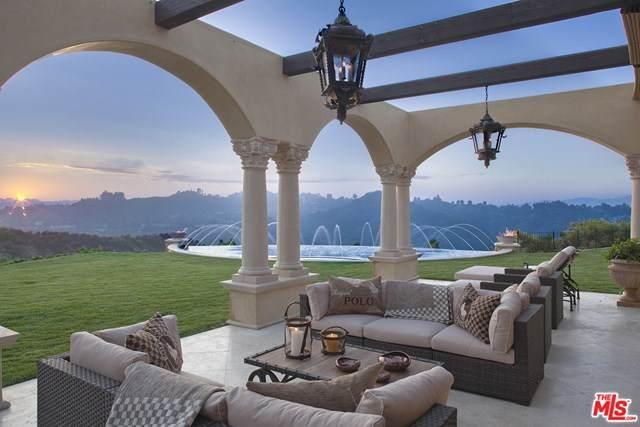 7 Beverly Ridge Terrace, Beverly Hills, CA 90210 (#21725760) :: The DeBonis Team