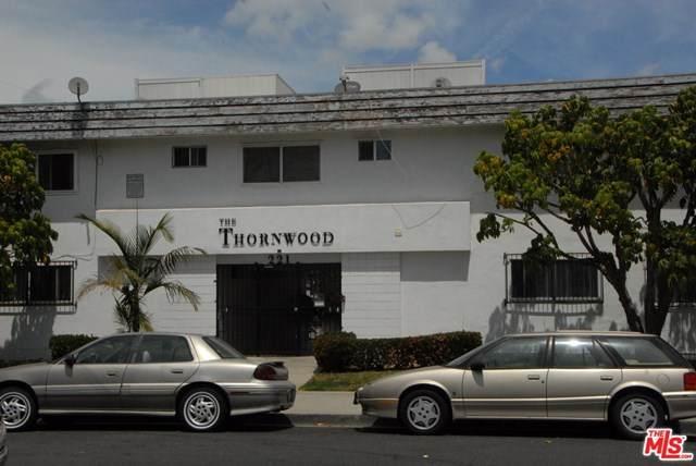 221 W Buckthorn Street #8, Inglewood, CA 90301 (#21726144) :: Mainstreet Realtors®