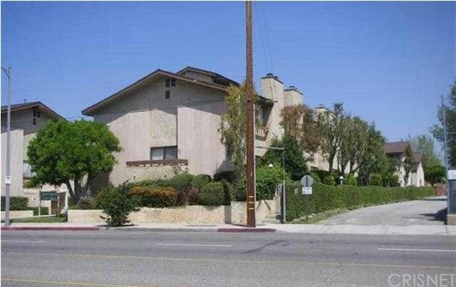 17801 Devonshire Street #1, Northridge, CA 91325 (#SR21092345) :: The Brad Korb Real Estate Group