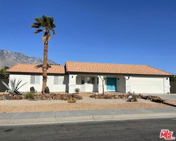 1815 N Viminal Road, Palm Springs, CA 92262 (#21726148) :: A|G Amaya Group Real Estate