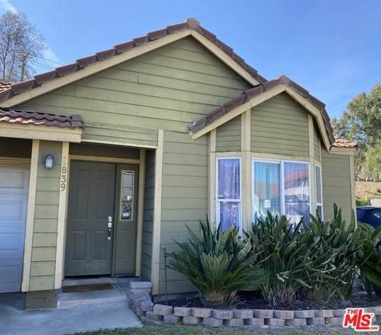 1839 Club Drive, Pomona, CA 91768 (#21726164) :: Mainstreet Realtors®
