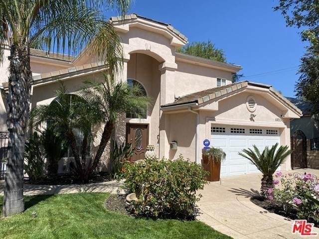 4851 Sylmar Avenue, Sherman Oaks, CA 91423 (#21724980) :: Zutila, Inc.