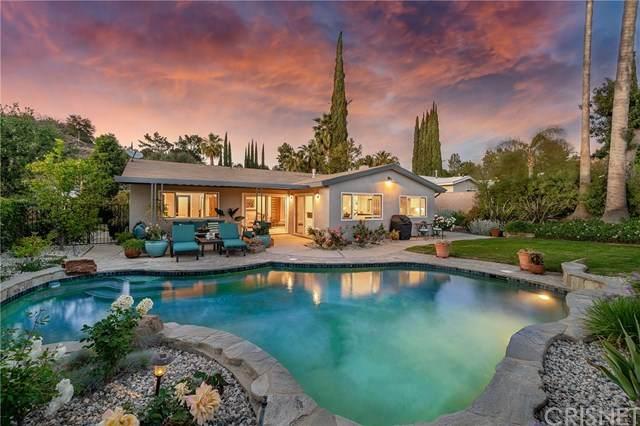 21214 Lighthill Drive, Topanga, CA 90290 (#SR21087705) :: Power Real Estate Group