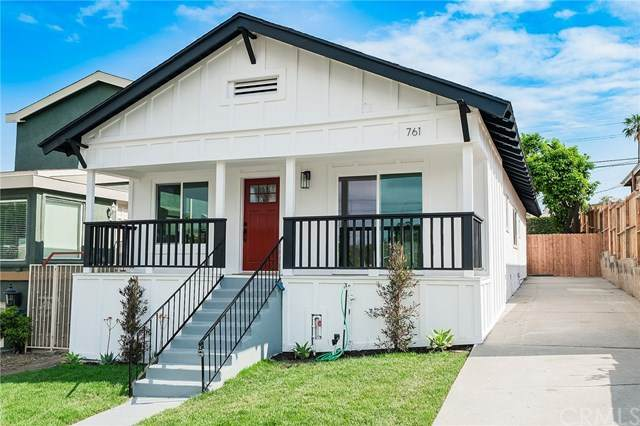 761 W Sepulveda Street, San Pedro, CA 90731 (#IG21078710) :: Mainstreet Realtors®