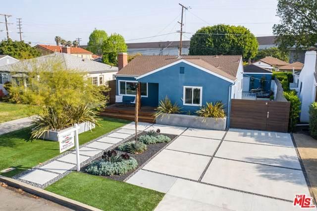 4334 Corinth Avenue, Culver City, CA 90230 (#21726126) :: Mainstreet Realtors®