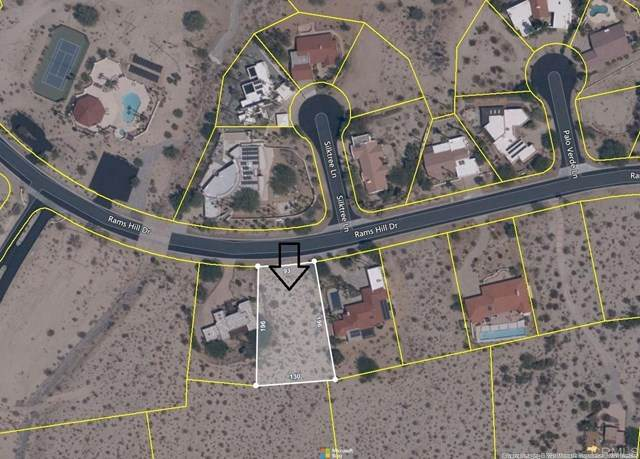 Rams Hill Drive, Borrego Springs, CA 92004 (#NDP2104725) :: Compass