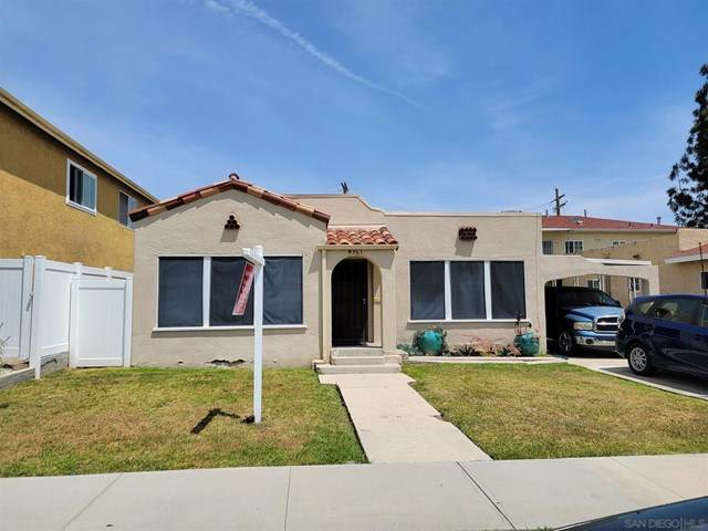 4365 67 Wilson Ave, San Diego, CA 92104 (#210011565) :: Power Real Estate Group