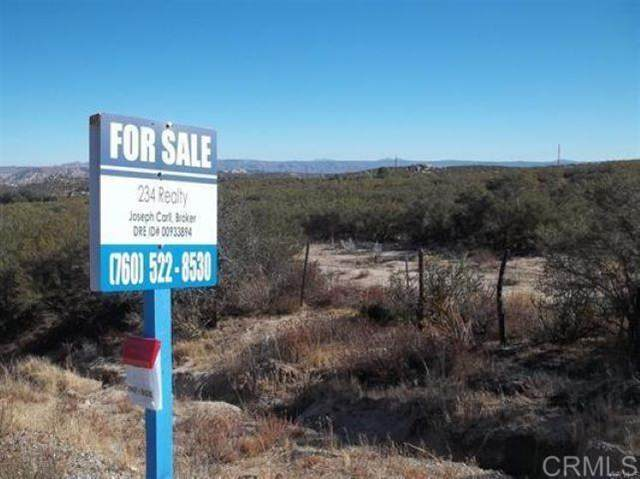 38803 Highway 94, Boulevard, CA 91905 (#PTP2102968) :: Swack Real Estate Group | Keller Williams Realty Central Coast