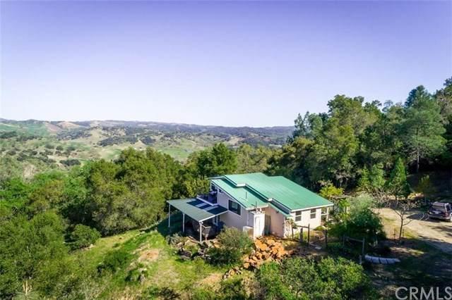 5880 Sunny Glen Lane, Paso Robles, CA 93446 (MLS #NS21066213) :: CARLILE Realty & Lending