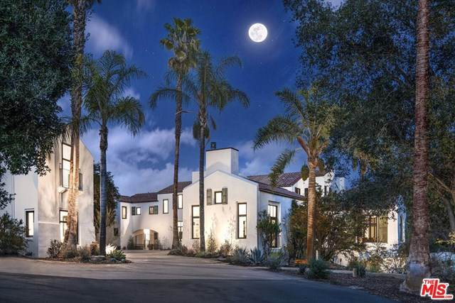 3170 Santa Maria Road, Topanga, CA 90290 (#21726294) :: Power Real Estate Group