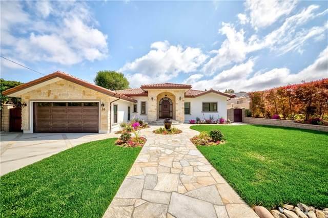 50 Ranchview Road, Rolling Hills Estates, CA 90274 (#SB21079336) :: Mainstreet Realtors®