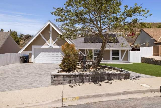 10702 Len Street, Santee, CA 92071 (#NDP2104771) :: Compass