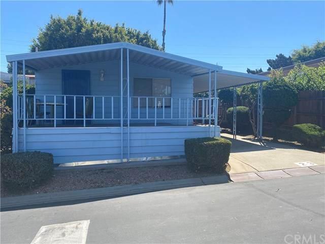 17701 S Avalon Blvd #23, Carson, CA 90746 (MLS #OC21093079) :: Desert Area Homes For Sale