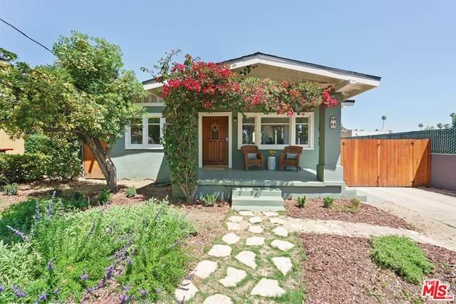 44 N San Marino Avenue, Pasadena, CA 91107 (#21726378) :: Team Forss Realty Group