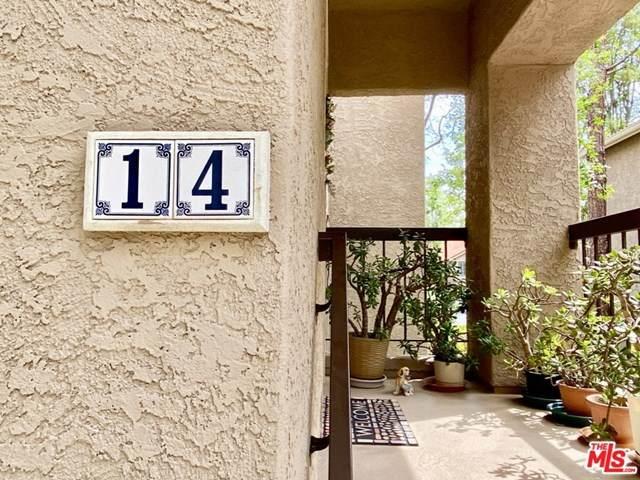 2384 Archwood Lane #14, Simi Valley, CA 93063 (#21726546) :: Mainstreet Realtors®