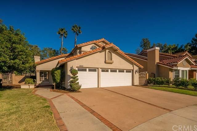 17855 Via Casitas, Chino Hills, CA 91709 (#OC21093251) :: Mainstreet Realtors®