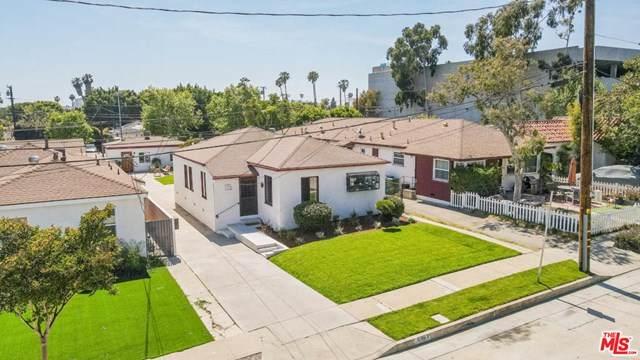 4063 Charles Avenue, Culver City, CA 90232 (#21726642) :: Mainstreet Realtors®