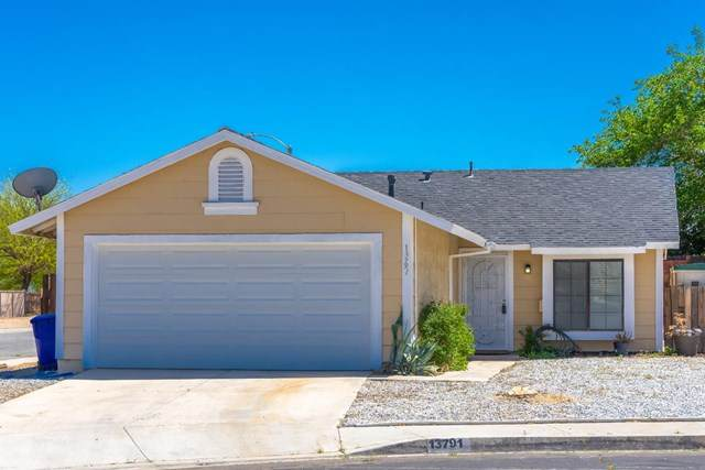 13791 Starshine Drive, Victorville, CA 92392 (#534778) :: Realty ONE Group Empire