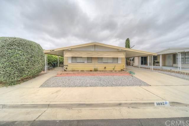 1092 Santa Maria Drive, Hemet, CA 92543 (#SW21091683) :: Mainstreet Realtors®