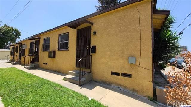 2312 W Slauson Avenue, Los Angeles (City), CA 90043 (#320005926) :: Mainstreet Realtors®