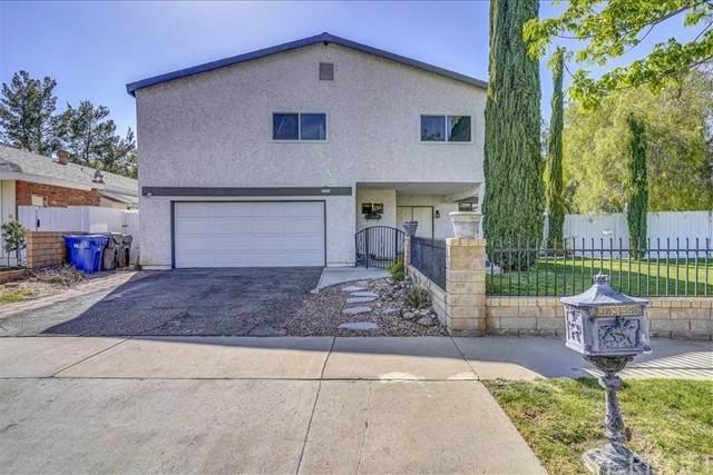 22258 Barbacoa Drive, Saugus, CA 91350 (#SR21093512) :: Wahba Group Real Estate   Keller Williams Irvine