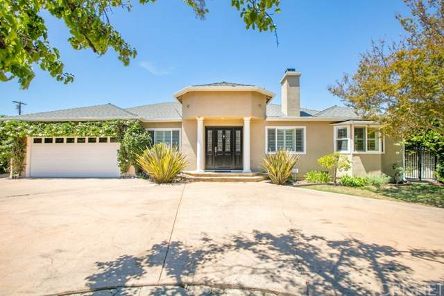 5135 Gloria Avenue, Encino, CA 91436 (#SR21092682) :: The Costantino Group   Cal American Homes and Realty